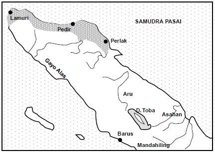 PetaSamuderaPasai