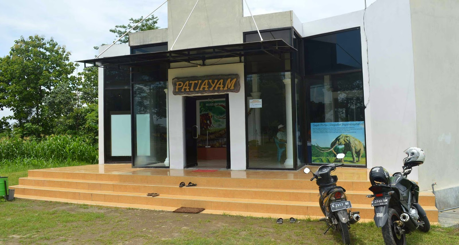 Museum Situs Patiayam