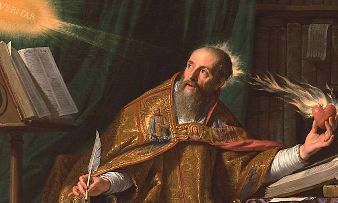 Pemikiran dan Kontribusi dari Santo Agustinus