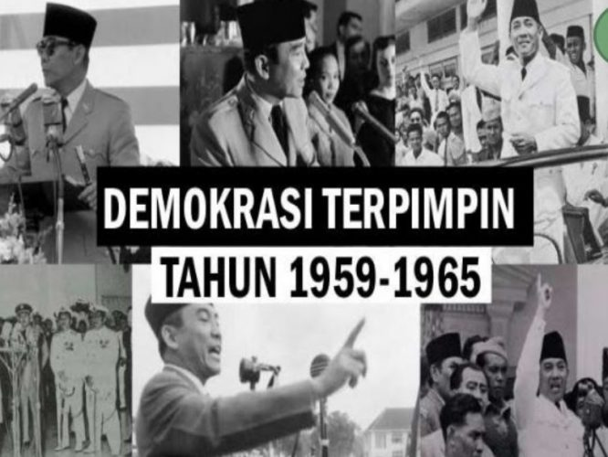 Soekarno dan Demokrasi Terpimpin