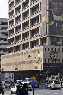 240px Luthuli House