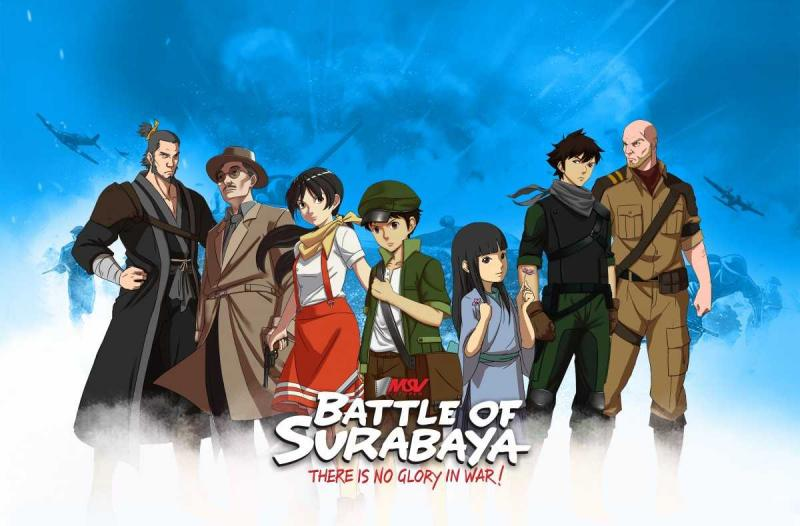 battle of surabaya 5b07f41916835f64ba72b7c3