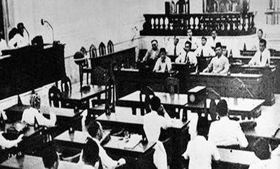 Sidang BPUPKI 1 Maret 1945