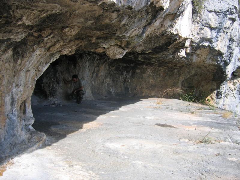 Abri thaurac