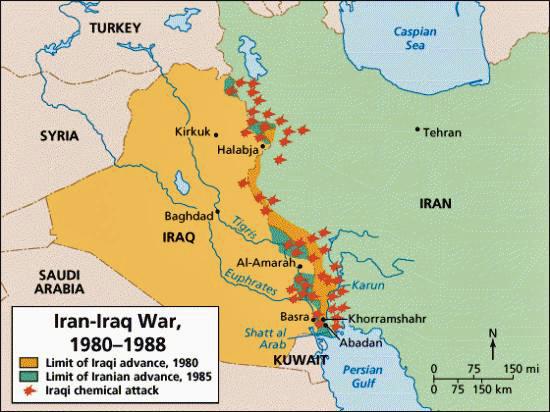 iraq iran war
