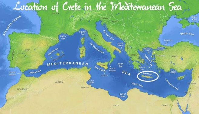 crete location