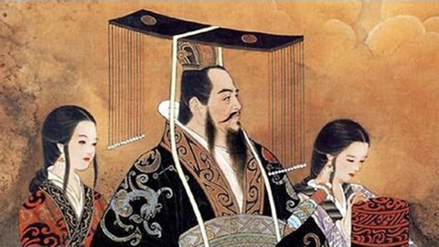 Sejarah Dinasti Qin (221-205 SM)
