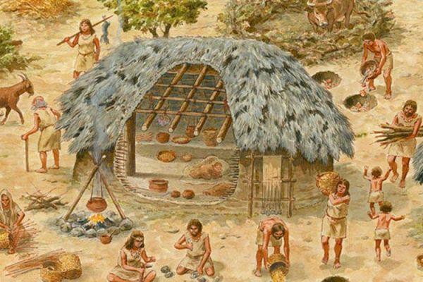 Sejarah manusia Purba Neolitikum