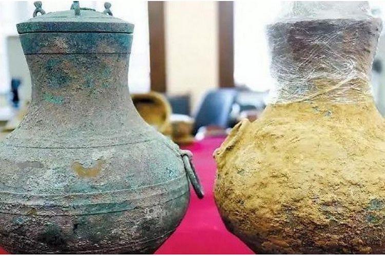 Pengertian dan Sejarah Bejana Perunggu Lengkap