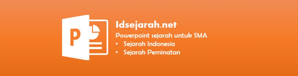 powerpoint sejarah