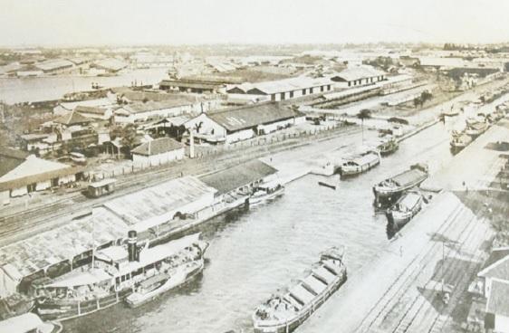 sejarah pelabuhan semarang