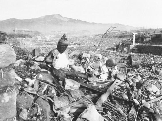 Nagasaki 3 Getty