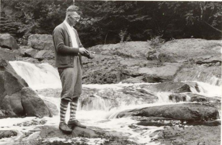 fishing big