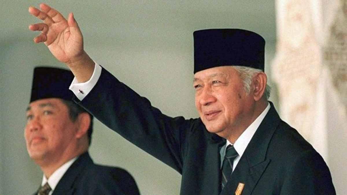 Tanggal Lahir Presiden Suharto