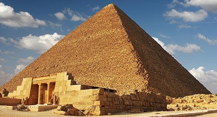 Piramida Khufu Di Mesir