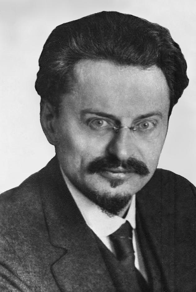 Bundesarchiv Bild 183 R15068 Leo Dawidowitsch Trotzki
