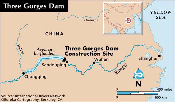 SungaiHwangHodanSungaiYangTse