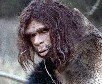 prehistoric humans 1
