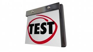 test exam prepare get ready calendar 3 d animation hrjlqq0ex thumbnail 180 03